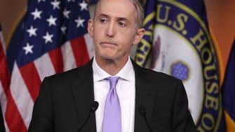 House Benghazi Committee Chairman Trey Gowdy.