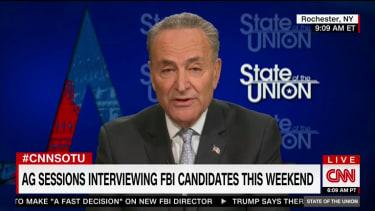 Chuck Schumer on CNN