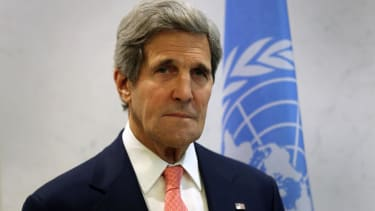 Kerry proposes week-long truce in Gaza Strip