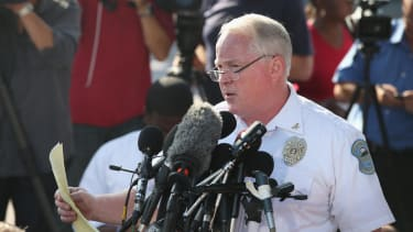 Ferguson police release name of Michael Brown's shooter