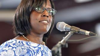 Lt. Governor Jenean Hampton.