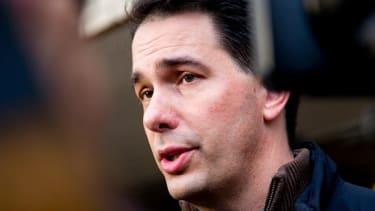 Gov. Scott Walker re-elected in Wisconsin