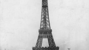In honor of its anniversary, here are some Eiffel Tower facts