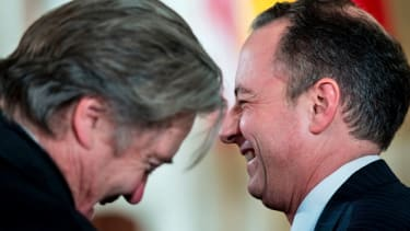 White House Chief Strategist Steve Bannon and White House Chief of Staff Reince Priebus could be on the chopping block.