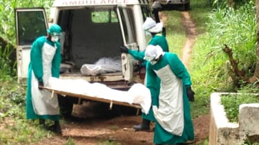 Ebola, Sierra Leone