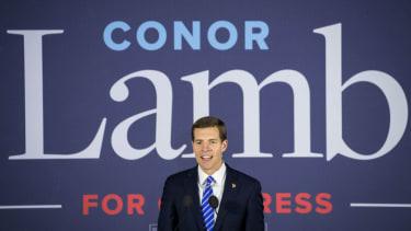 Rep. Conor Lamb.