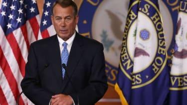 Could ObamaCare cost John Boehner the speaker's gavel?