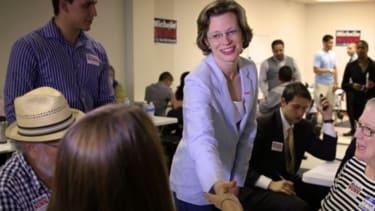 Democrat Michelle Nunn leads Georgia Senate race in new poll