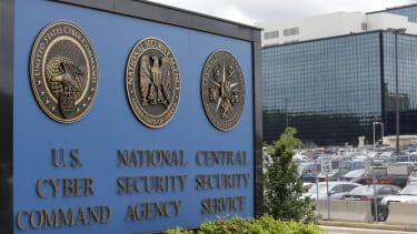 NSA campus.