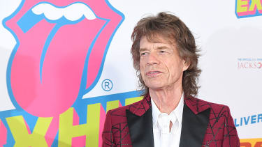 Mick Jagger is a new father again at 73