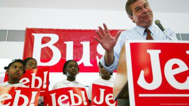 GOP donors really, really like Jeb Bush