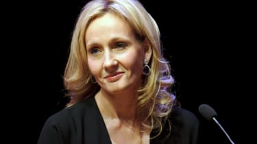 J.K. Rowling's crime novel is about to get some company