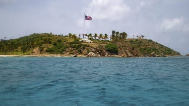 Little St. James, Jeffrey Epstein's island