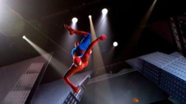 """After repeated delays, bad buzz, and cast injuries, """"Spider-Man: Turn Off the Dark"""" is now battling a barrage of negative reviews."""