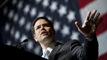 Republican presidential candidate Sen. Marco Rubio has a plan to defeat ISIS prepared but it isn't perfect.