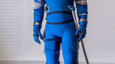 Astronauts just got a wardrobe upgrade.