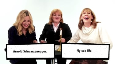 Downton Abbey actresses play Cards Against Humanity. Everyone wins.