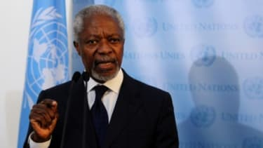 Kofi Annan's Syrian peace plan is largely focused on saving civilian lives and ending the violence, not forcing President Bashar al-Assad from power.