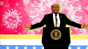 President Trump.