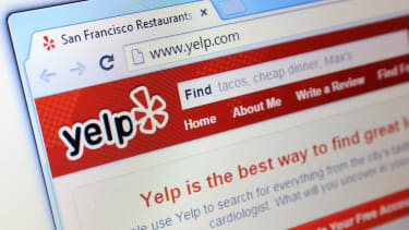 A Yelp page.