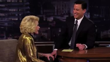 Late night hosts remember Joan Rivers, one of their own