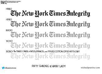 Editorial Cartoon U.S. Tom Cotton op ed New York Times