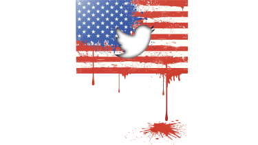 Twitter and America.