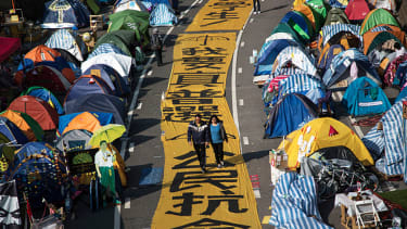 Remaining Hong Kong protest sites will be cleared