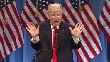 Alex Baldwin won't play Donald Trump on SNL forever.