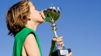 Kids, you're not all winners. But, that's a good thing.