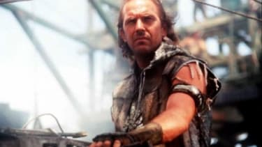 Could Kevin Costner stop the oil spill?