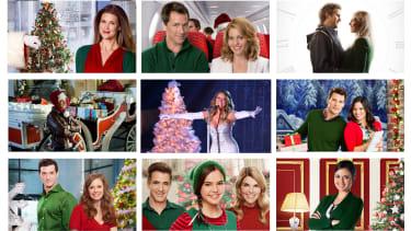 Sappy Hallmark movies are a staple of Christmas.