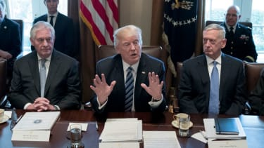 President Trump has eyes and ears in every Cabinet department