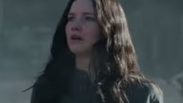 Jennifer Lawrence is on her way to becoming the Mockingjay in the new Hunger Games trailer