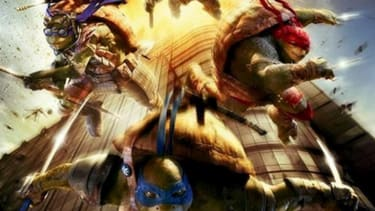 New Teenage Mutant Ninja Turtles poster unwittingly contains 9/11 reference