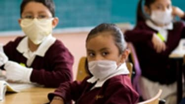 Infections will surge as kids return to school.