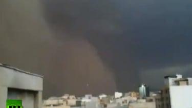 Sandstorm in Tehran kills 4, injures almost 30