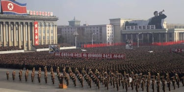 North Korea threatens 'nuclear war' to defend its human rights record