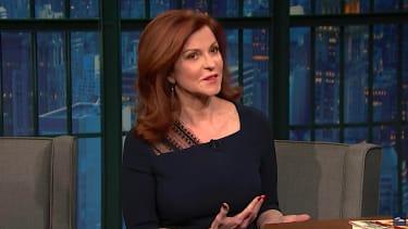 Maureen Dowd talks Donald Trump on Late Night