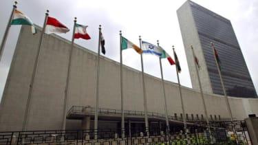 UN Headquarters NYC.