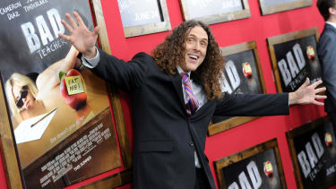 Fans are petitioning for Weird Al to play the next Super Bowl halftime show