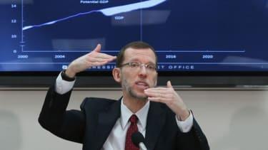 Congressional Budget Office Director Douglas Elmendorf