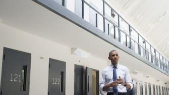 Obama Oklahoma prison