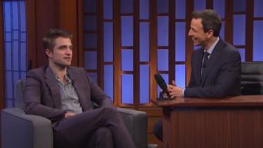 Before Twilight, Robert Pattinson was a rapper named Big Tub