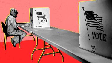 Wisconsin voting.