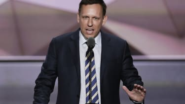 Silicon Valley has been ruthless toward Peter Thiel.