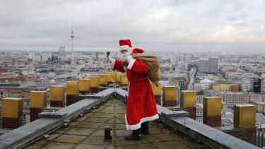 The rewards and pitfalls of being Santa.