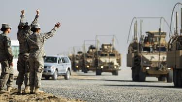Will U.S. troops head back to Iraq?