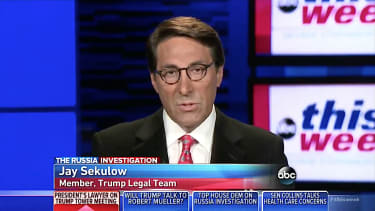Jay Sekulow defends Don Trump Jr. on ABC News