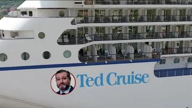 Jimmy Kimmel mocks Ted Cruz